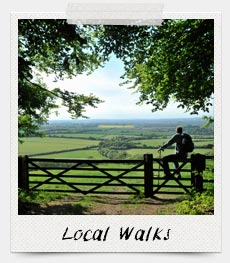 The Dove Inn - Local Area - Local Walks